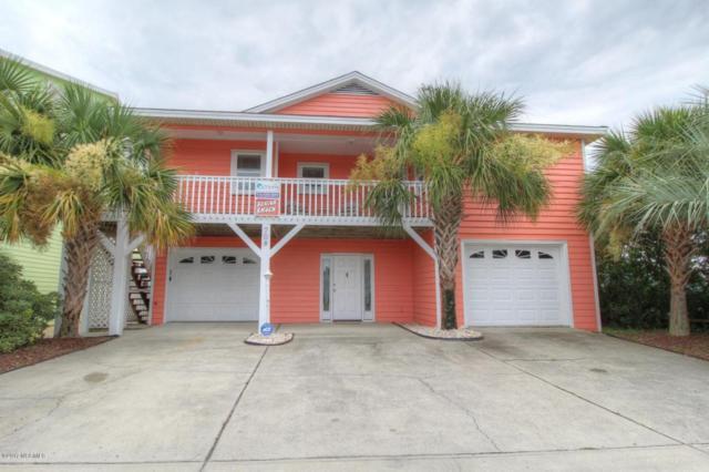708 N Fort Fisher Boulevard, Kure Beach, NC 28449 (MLS #100073356) :: Century 21 Sweyer & Associates