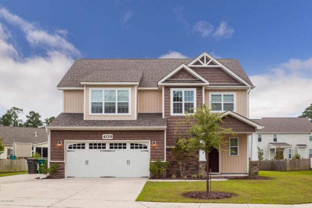 409 Landsdowne Circle, Hampstead, NC 28443 (MLS #100073480) :: Century 21 Sweyer & Associates