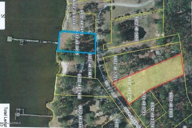 0 Duck Creek Road, Washington, NC 27889 (MLS #100073566) :: Century 21 Sweyer & Associates