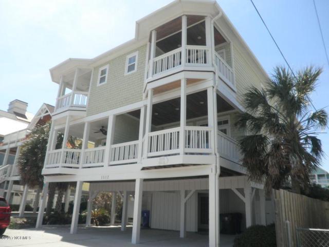 1512 S Lake Park Boulevard S #1, Carolina Beach, NC 28428 (MLS #100073583) :: RE/MAX Essential