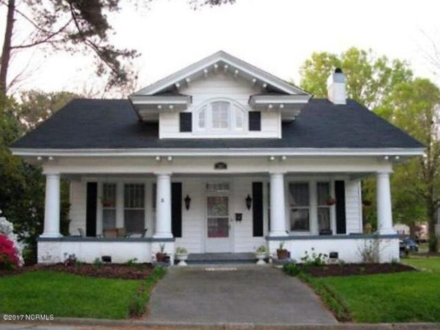 207 Clyde Avenue NW, Wilson, NC 27893 (MLS #100073619) :: Century 21 Sweyer & Associates