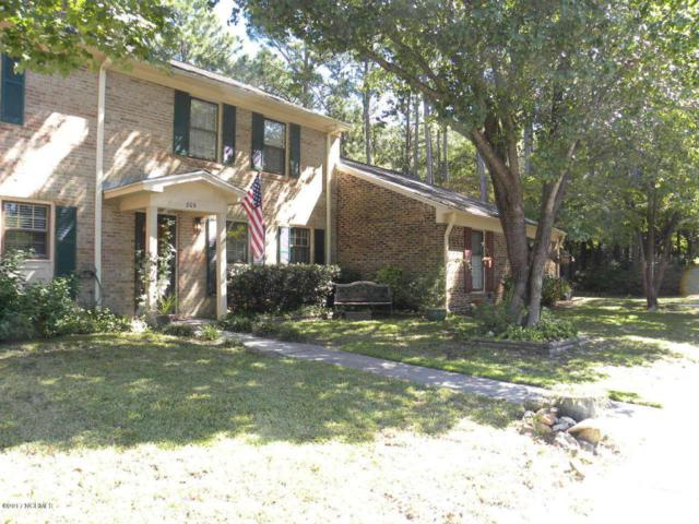 809 Seabury Court, Wilmington, NC 28403 (MLS #100073678) :: Century 21 Sweyer & Associates