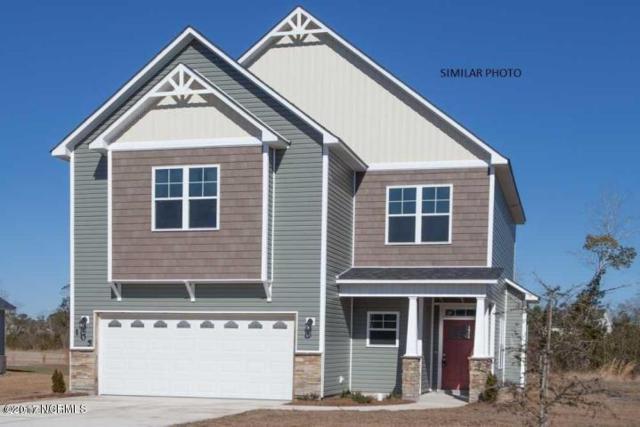 414 Bellhaven Court, Holly Ridge, NC 28445 (MLS #100073957) :: Century 21 Sweyer & Associates