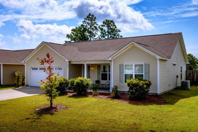 414 Amaryllis Lane, Holly Ridge, NC 28445 (MLS #100074290) :: Century 21 Sweyer & Associates