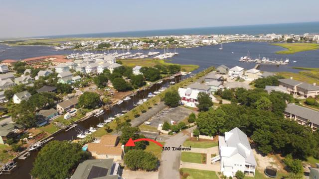 200 Teakwood Drive, Carolina Beach, NC 28428 (MLS #100074306) :: Century 21 Sweyer & Associates