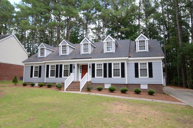 1702 Westbrook Drive NW, Wilson, NC 27896 (MLS #100074382) :: Century 21 Sweyer & Associates