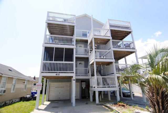 611 Carolina Beach Avenue N #201, Carolina Beach, NC 28428 (MLS #100074471) :: David Cummings Real Estate Team