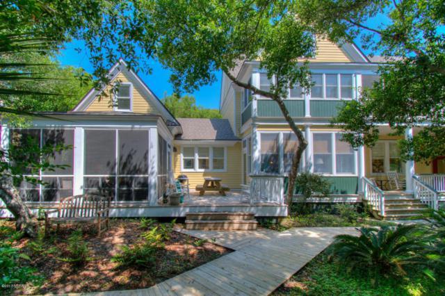 614 Ocracoke Way, Bald Head Island, NC 28461 (MLS #100074520) :: Century 21 Sweyer & Associates