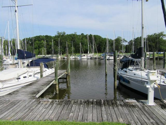 685 Pecan Grove Marina Road Boat Slip #34, Oriental, NC 28571 (MLS #100074837) :: David Cummings Real Estate Team