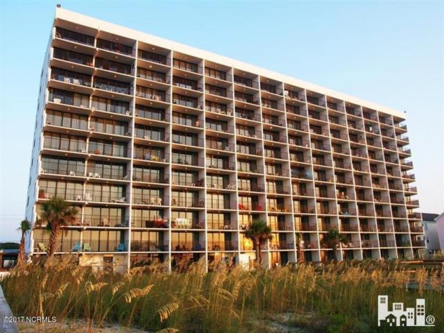 1615 S Lake Park Boulevard S #703, Carolina Beach, NC 28428 (MLS #100074950) :: Courtney Carter Homes
