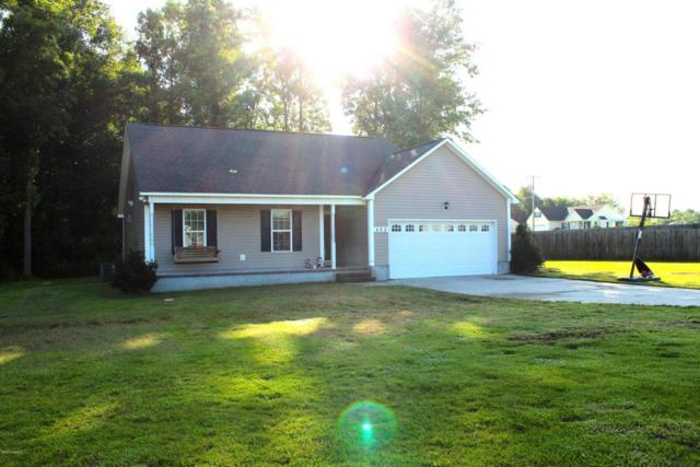 402 Old Stage Road, Richlands, NC 28574 (MLS #100074986) :: Century 21 Sweyer & Associates