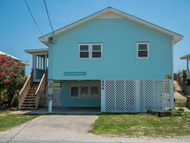 459 N Anderson Boulevard, Topsail Beach, NC 28445 (MLS #100075028) :: Harrison Dorn Realty