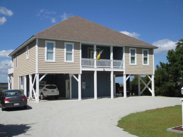 627 Bayview Drive, Harkers Island, NC 28531 (MLS #100075112) :: Century 21 Sweyer & Associates