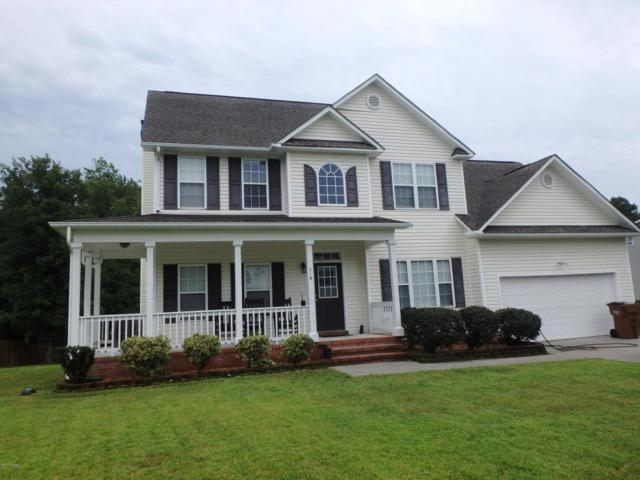 219 Middleridge Drive, Hubert, NC 28539 (MLS #100075168) :: Century 21 Sweyer & Associates