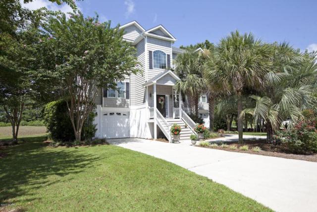 8112 Lakeview Drive, Wilmington, NC 28412 (MLS #100075256) :: David Cummings Real Estate Team