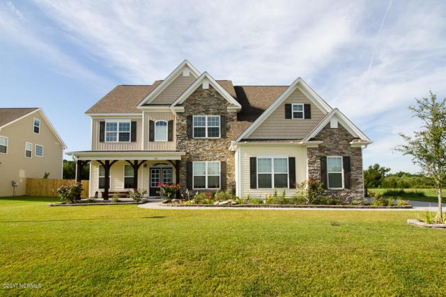 201 River Winding Road, Jacksonville, NC 28540 (MLS #100075914) :: Courtney Carter Homes