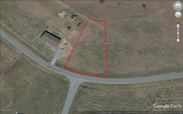2646 Silver Creek Drive, Greenville, NC 27834 (MLS #100076163) :: Harrison Dorn Realty