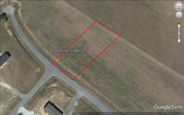 2702 Silver Creek Drive, Greenville, NC 27834 (MLS #100076166) :: Harrison Dorn Realty