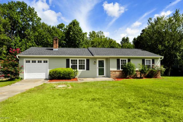 605 Duke Court, Jacksonville, NC 28546 (MLS #100076309) :: Century 21 Sweyer & Associates
