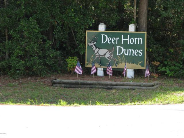 149 Doe Drive, Emerald Isle, NC 28594 (MLS #100076330) :: Century 21 Sweyer & Associates