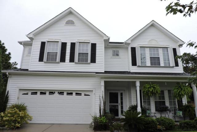 350 Bahia Lane, Cape Carteret, NC 28584 (MLS #100076573) :: Courtney Carter Homes
