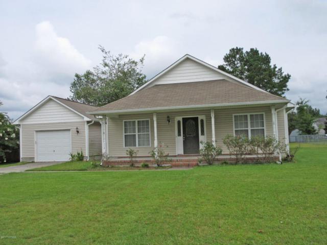 114 Baysden Drive, Jacksonville, NC 28540 (MLS #100076746) :: Century 21 Sweyer & Associates