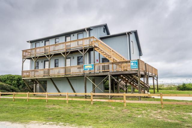 509 Ocean Drive, Oak Island, NC 28465 (MLS #100076884) :: Century 21 Sweyer & Associates