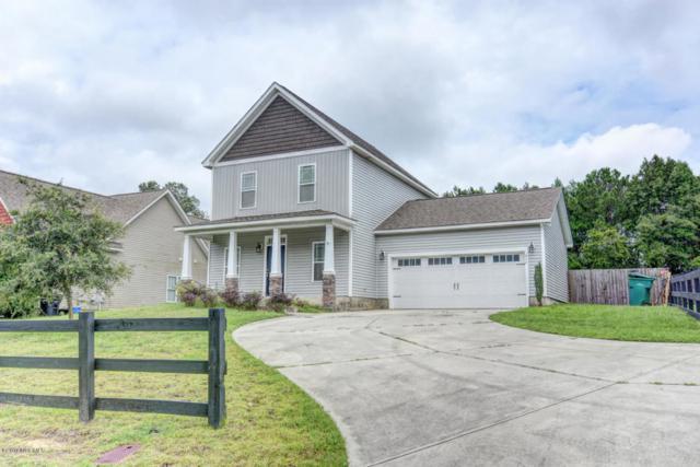 414 Hardison Road, Holly Ridge, NC 28445 (MLS #100077059) :: Century 21 Sweyer & Associates