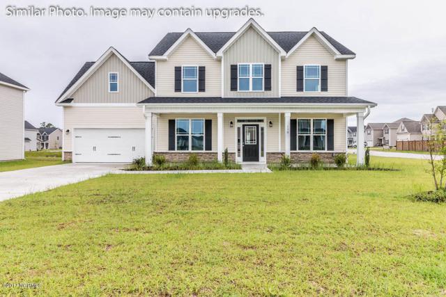283 Southwest Plantation Drive Lot 213, Jacksonville, NC 28540 (MLS #100077076) :: Century 21 Sweyer & Associates