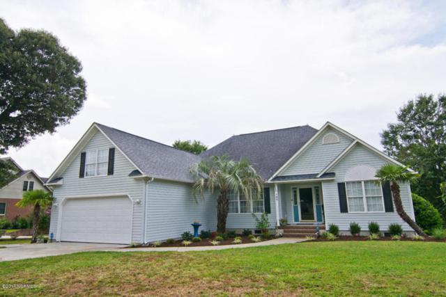 163 Deepwater Drive, Stella, NC 28582 (MLS #100077226) :: Century 21 Sweyer & Associates