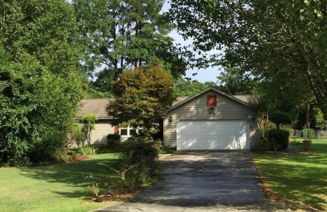 812 Fields Road, New Bern, NC 28560 (MLS #100077264) :: Century 21 Sweyer & Associates