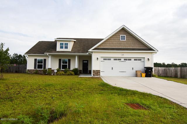 109 Gillcrest Lane, Hubert, NC 28539 (MLS #100077350) :: Century 21 Sweyer & Associates