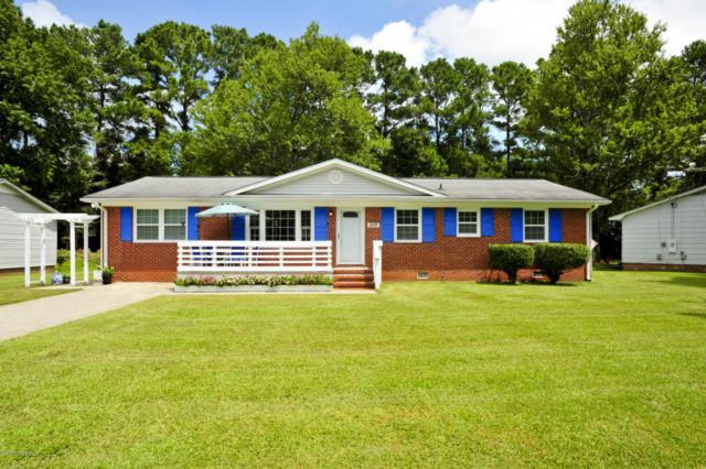 509 Lakewood Drive, Jacksonville, NC 28546 (MLS #100077450) :: Century 21 Sweyer & Associates