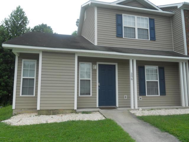 306 Meadowbrook Lane, Jacksonville, NC 28546 (MLS #100077610) :: Century 21 Sweyer & Associates