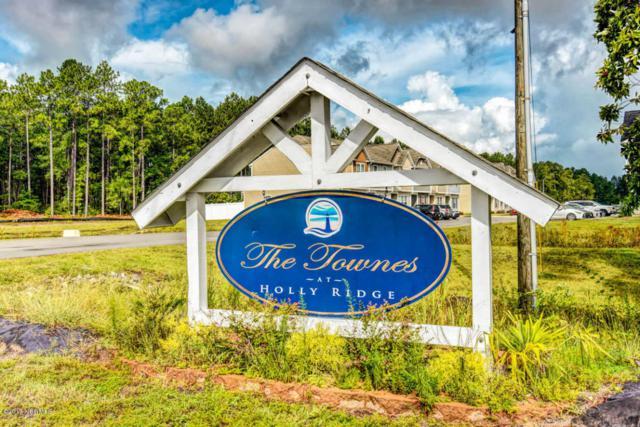 135 Beacon Woods Drive, Holly Ridge, NC 28445 (MLS #100077749) :: Terri Alphin Smith & Co.