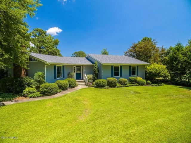504 Ragan Road, Oriental, NC 28571 (MLS #100077773) :: David Cummings Real Estate Team