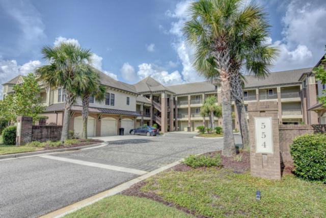 554 Grande Manor Court #202, Wilmington, NC 28405 (MLS #100077787) :: David Cummings Real Estate Team