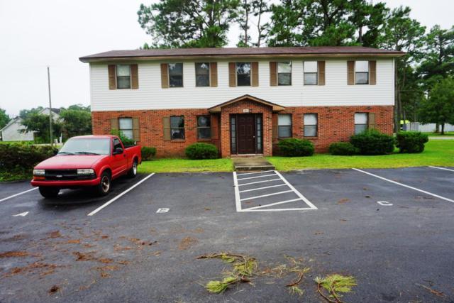 101 Ravenwood Drive, Jacksonville, NC 28546 (MLS #100077875) :: Terri Alphin Smith & Co.
