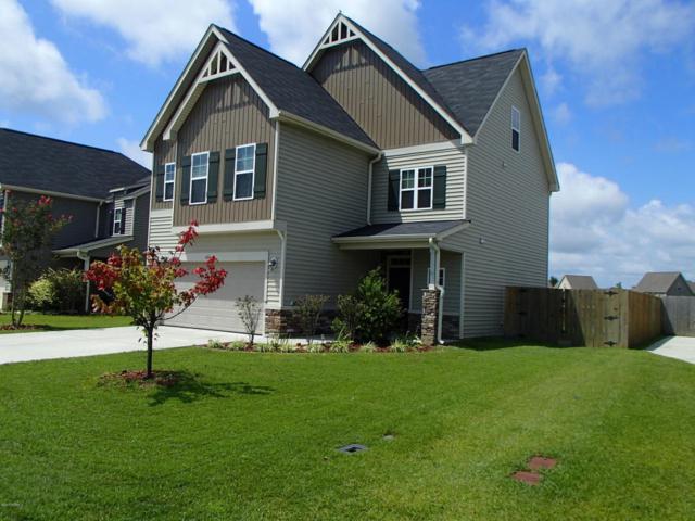 408 Bald Cypress Lane, Sneads Ferry, NC 28460 (MLS #100077938) :: Terri Alphin Smith & Co.