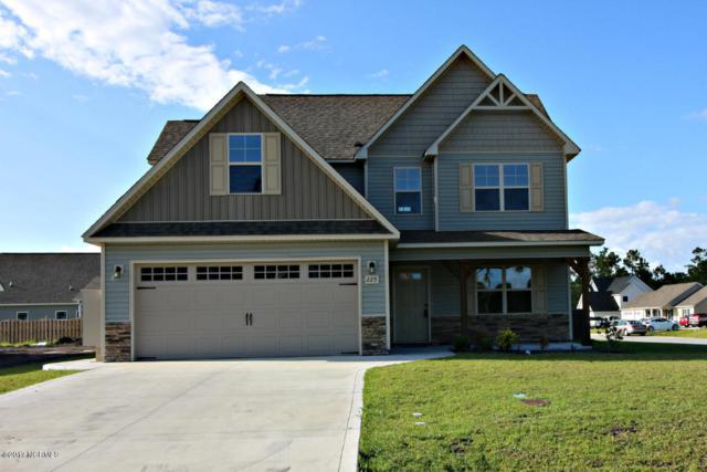 204 Peaceful Lane, Hubert, NC 28539 (MLS #100077963) :: Courtney Carter Homes