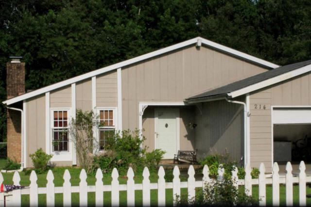 214 Natalie Lane, Hubert, NC 28539 (MLS #100077998) :: Courtney Carter Homes