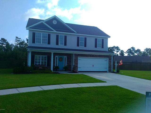 309 Onyx Court, Jacksonville, NC 28546 (MLS #100078108) :: RE/MAX Essential