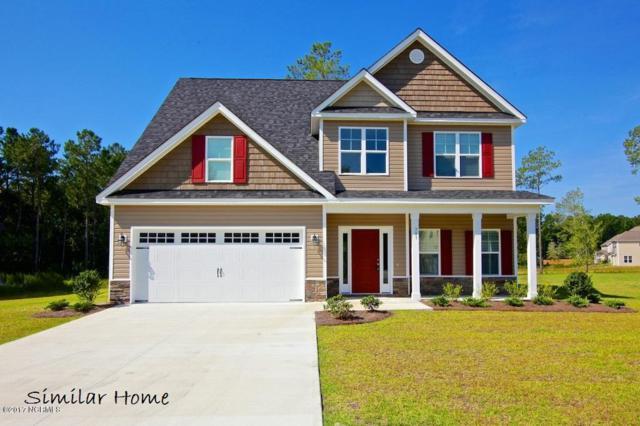 162 Peytons Ridge Drive, Hubert, NC 28539 (MLS #100078145) :: Courtney Carter Homes