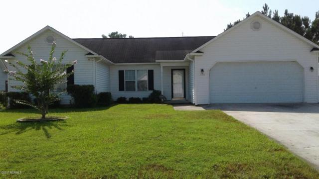 106 Butternut Circle, Jacksonville, NC 28546 (MLS #100078154) :: RE/MAX Essential
