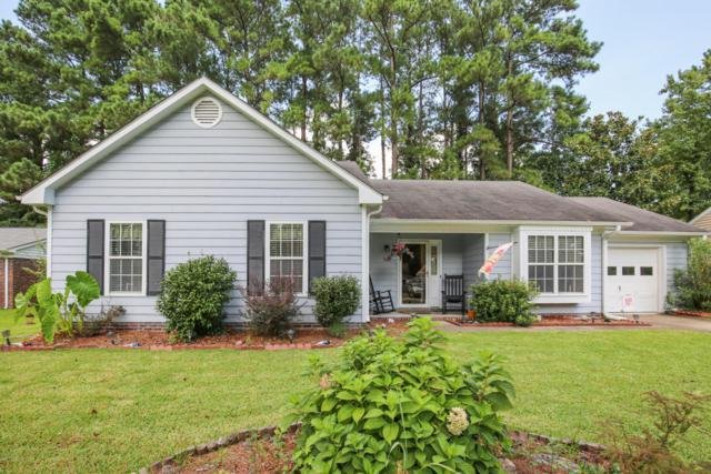 1020 Foscue Drive, Jacksonville, NC 28540 (MLS #100078155) :: Century 21 Sweyer & Associates