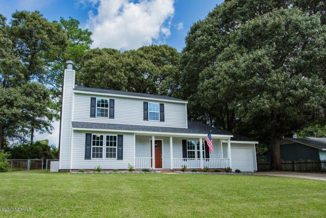 407 Sterling Road, Jacksonville, NC 28546 (MLS #100078189) :: Harrison Dorn Realty