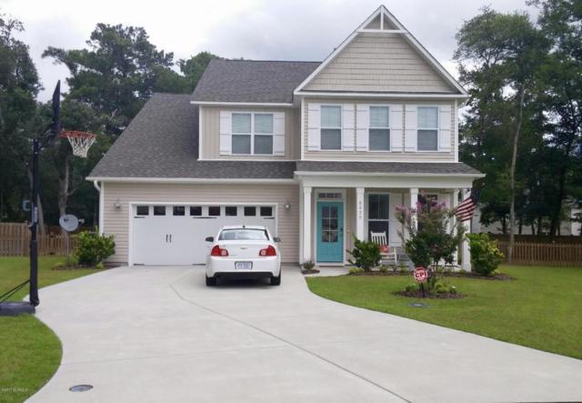 8522 Bison Court, Wilmington, NC 28411 (MLS #100078240) :: RE/MAX Essential