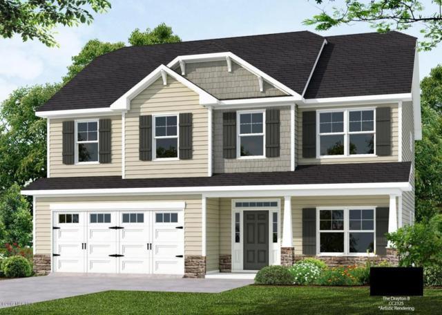 304 Red Cedar Drive Lot 36, Sneads Ferry, NC 28460 (MLS #100078358) :: Courtney Carter Homes