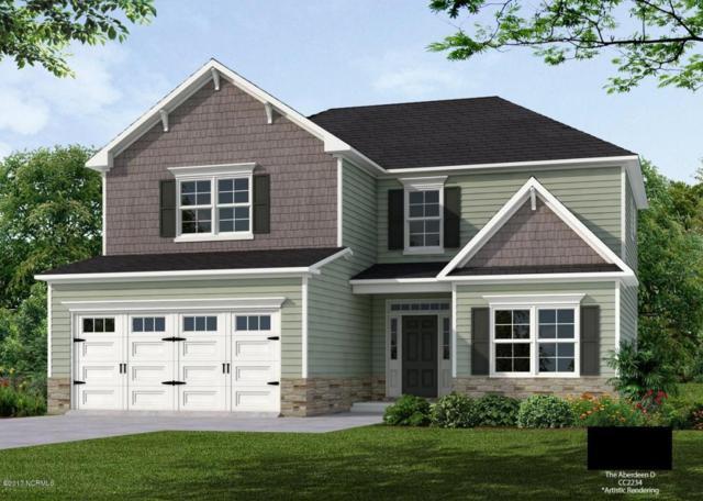 310 Red Cedar Drive Lot 39, Sneads Ferry, NC 28460 (MLS #100078361) :: Courtney Carter Homes