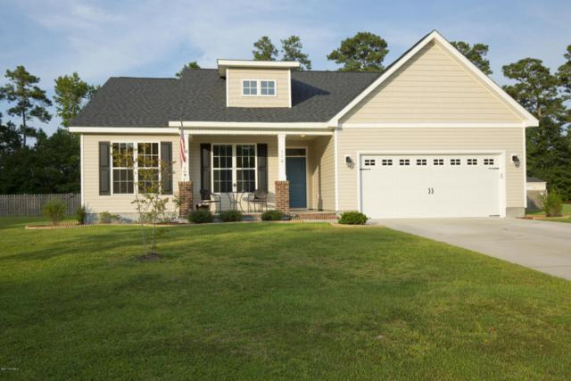 110 Neptune Court, Havelock, NC 28532 (MLS #100078453) :: Century 21 Sweyer & Associates